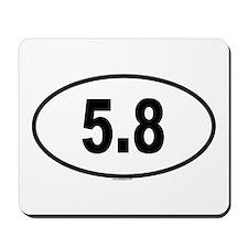 5.8 Mousepad