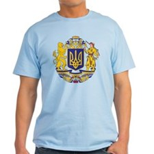 Ukraine Large Coat Of Arms T-Shirt