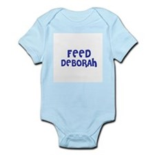 Feed Deborah Infant Creeper