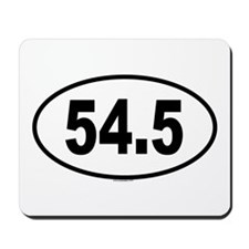 54.5 Mousepad