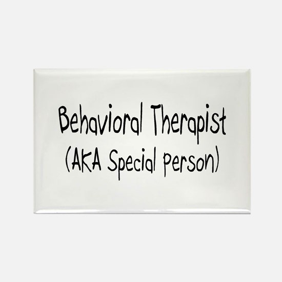 Behavioral Therapist (AKA Special person) Rectangl