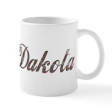 Vintage North Dakota Mug