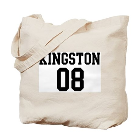 Kingston 08 Tote Bag