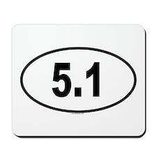 5.1 Mousepad