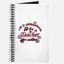 Amazing teaching Journal