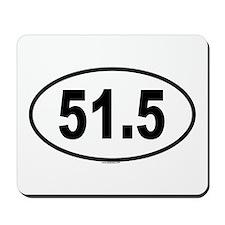 51.5 Mousepad