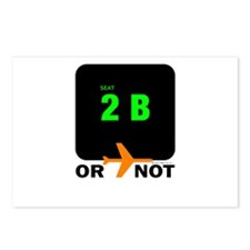 *NEW DESIGN* 2B or...NOT to BE! Postcards (Package