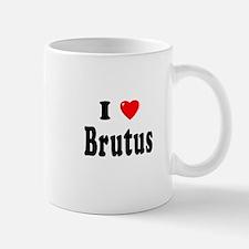 BRUTUS Small Small Mug