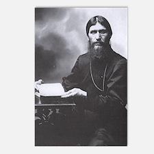 Rasputin Postcards (Package of 8)