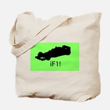 iF1! Tote Bag