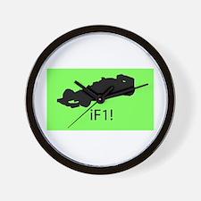 iF1! Wall Clock