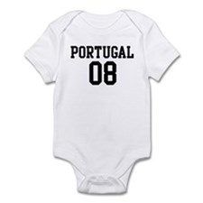 Portugal 08 Infant Bodysuit