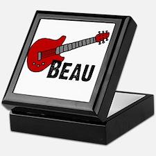 Guitar - Beau Keepsake Box