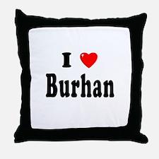 BURHAN Throw Pillow