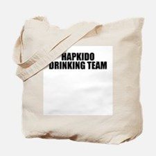 Hapkido Drinking Team Tote Bag