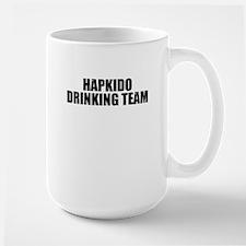 Hapkido Drinking Team Mug