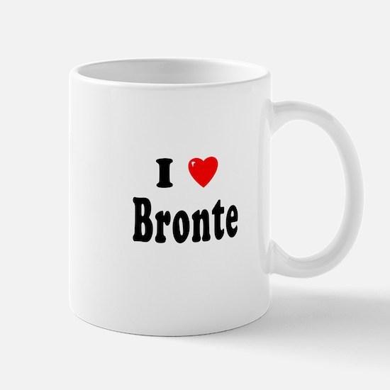 BRONTE Mug