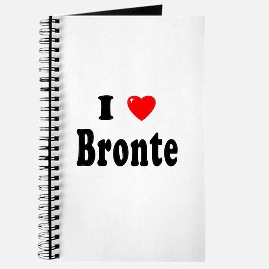 BRONTE Journal