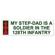 My Step-Dad Is In <BR>The 2-128th Infantry