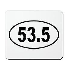 53.5 Mousepad