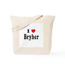 BRYHER Tote Bag