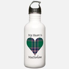 Heart-MacFarlane hunti Sports Water Bottle