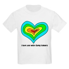 Heart Kids T-Shirt