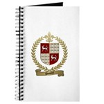 DOUCET Family Crest Journal