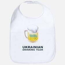 Ukrainian Drinking Team Bib