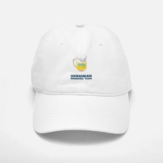 Ukrainian Drinking Team Baseball Baseball Cap