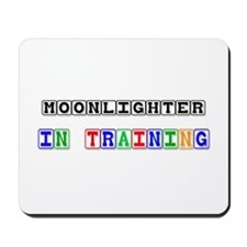 Moonlighter In Training Mousepad