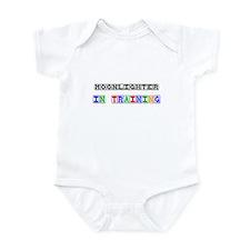 Moonlighter In Training Infant Bodysuit