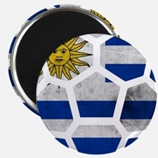Uruguay World Cup 2014 Magnets