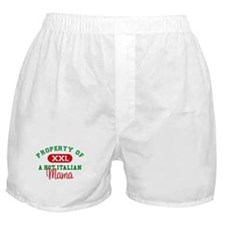 Hot Italian Mama Boxer Shorts