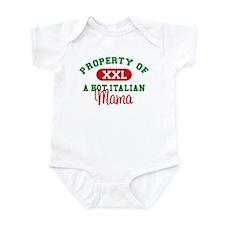 Hot Italian Mama Infant Bodysuit
