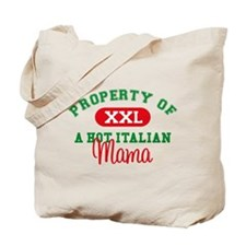 Hot Italian Mama Tote Bag