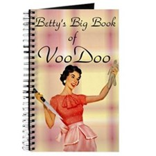 Betty's Big Book of VooDoo Journal