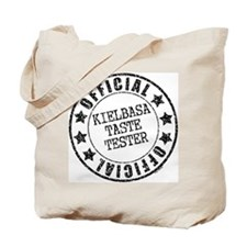 Kielbasa Tester Tote Bag