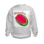 Watermelon Kids Sweatshirt