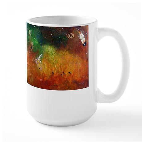 The Inipi 15 oz. Mug for Really HOT coffee