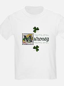 Mahoney Celtic Dragon Kids T-Shirt