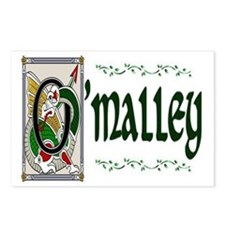 O'Malley Celtic Dragon Postcards (Package of 8)