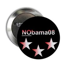 """Unique Obama election 08 2.25"""" Button (10 pack)"""