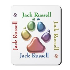 JRT Name2 Mousepad
