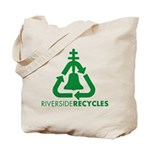 Riverside Recycles Tote Bag