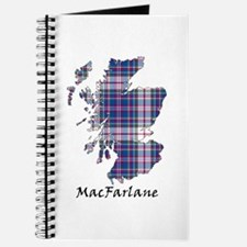 Map-MacFarlane dress Journal