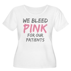 Pink Breast Cancer Patient T-Shirt