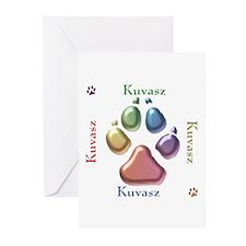 Kuvasz Name2 Greeting Cards (Pk of 20)