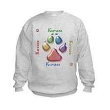 Kuvasz Name2 Sweatshirt