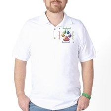 Keeshond Name2 T-Shirt